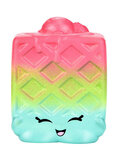 Soft Rainbow Waffle Scented Shaped Squishy Toy