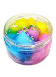 Colorful Fruit Coconut Mud Mixing Non-Sticky Slime Toy