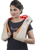 Shoulder And Neck Massager With Heat