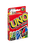 UNO With Customisable Wild Cards