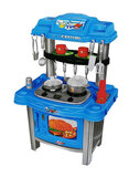 Mini Table Kitchen Play Set With Light And Sound Effect