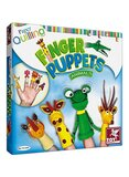 ToyKraft Paper Quilling Finger Puppets Kit