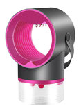 Generic USB Electric LED Mosquito Killer Lamp ADT35703 Black/Pink/Clear