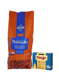 Flame-On Premium BBQ Charcoal With Flamgo Fire Lighter Cubes 4kg