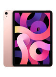 Apple iPad Air - 2020 (4th Generation) 10.9inch 256GB WiFi Rose Gold with Facetime - International Specs