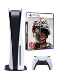 Playstation 5 Console With Call of Duty - Cold War (NMC)