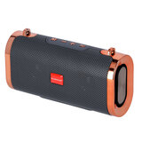 Olsenmark Portable Wireless Speaker with USB, TF, AUX, Bluetooth & MP3 - Portable Hands-Free Calling 10 Meters Range   1200 MAh with 3-4 Hours Working   2 Years Warranty