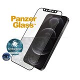 PanzerGlass Anti-BlueLight iPhone 12 / 12 Pro Screen Protector - Edge-to-Edge Tempered Glass - Black Frame / Anti-Bluelight