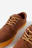 Springfield Shoes For Men - Dark Brown -SS-18-299379130