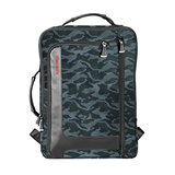 Promate Laptop Back Pack, Lightweight Anti-Theft Business Laptop Backpack with Secure Storage, Organizer, and Multiple Quick Access Pockets