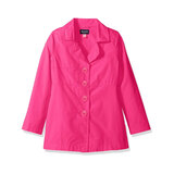 The Children's Place Girls' Trench Coat Watermelon Small - Pink