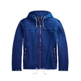 Polo Ralph Lauren Mens Packable Hooded Jacket Extra Large (XL)