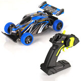 UKR High-speed Racing Car with Remote 4 CH Blue