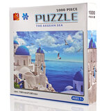 Puzzle 1000 Pc - Greece UKR