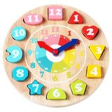Clock 3D Puzzle Bead Game UKR
