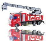 UKR - Fire Engine with Ladder RC