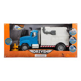 Driven-Cleaning Truck