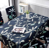Deals For Less - Table Cloth 140X180Cm,  Flowers & Leaves Design