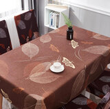 Deals For Less - Table Cloth 140X210Cm,  Leaves & Butterfly Design