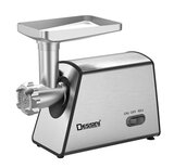 Dessini High Quality Electric Stainless Steel Meat Grinder Model 808 1200 Watt