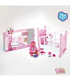 Sparkle And Shine Wonderlong Baby Bed