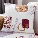 DEALS FOR LESS - Cushion Cover 45x45cm, Cubes  Design.