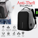 Anti-Theft Backpack 18 Inch