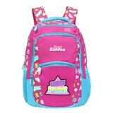 Smily Kiddos Dual Color Backpack - Pink