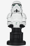 Exquisite Gaming Stormtrooper Cable Guy 8-Inch With 3M Cable For Gaming Controllers/Smartphones