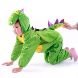 Brain Giggles Dinosaur Plush Costume- Medium