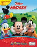 Phidal DISNEY MM CLUBHOUSE MY BUSY BOOK