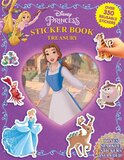 Phidal DISNEY PRINCESS STICKER BOOK TREASURY 2017