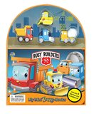 Phidal BUSY BUILDERS MINI BUSY BOOKS