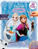 Phidal DISNEY FROZEN 2 STICKER BOOK TREASURY