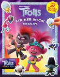 Phidal UNIV. TROLLS 2 STICKER BOOK TREASURY