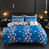 DEALS FOR LESS  - King Size, Duvet Cover , Bedding Set of 6 Pieces, Floral  Design
