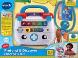 Vtech 178303 Pretend and Learn Doctors Kit - Multi-Coloured
