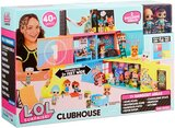 L.O.L. Surprise! Clubhouse Playset With 40+ Surprises And 2 Exclusives Dolls Multicolor
