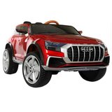 MYTS-Ride On 12V Audi Q8 Style Electric Car - Red