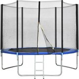 Myts Kids Trampoline Round 8 Feet for outdoor