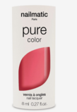 Nailmatic Pure Eva Nail Polish Pastel Coral