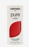 Nailmatic Pure Judy Nail Polish Red