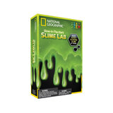 National Geographic  Slime Science Kit Green