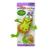 Petstages Madcap Frog And Fly