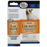 Four Paws Ear Mite Remedy for Dogs, 3/4 oz.