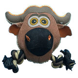 Nutra Pet Cow Dog Toy
