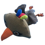 Nutra Pet Crowned Bird Dog Toy