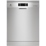 ELECTROLUX AIR DRY 15 PLACE SETTINGS DISHWASHER, WHITE - ESF8570ROX (MADE IN ITALY)