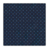 Imperialist Shades of Blue Pocket Square for Men